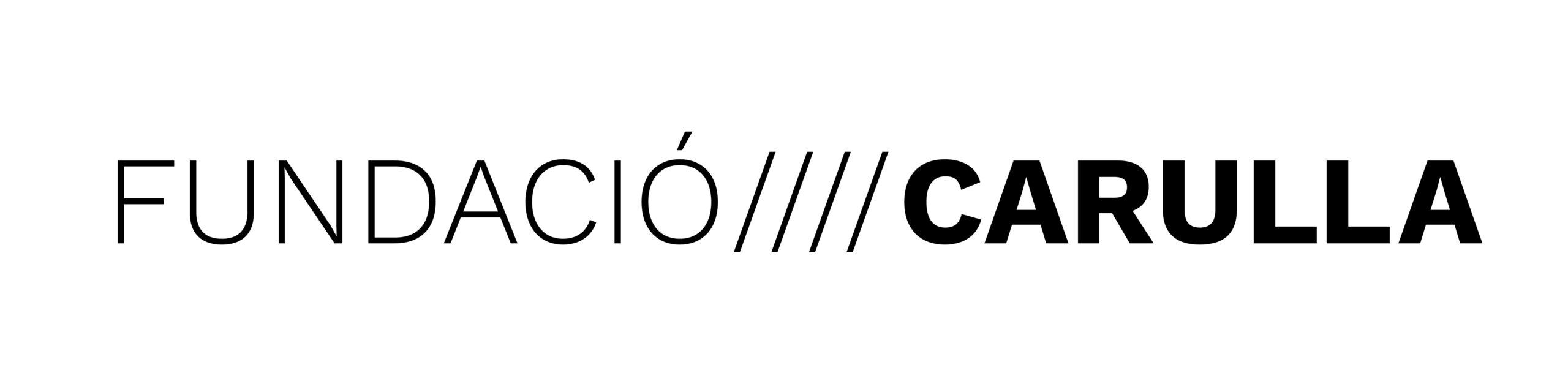 Logo FC horitzontal negre